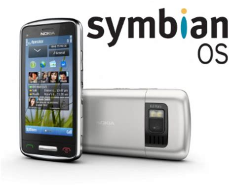Future Technology And Smartphones Nokia With Symbian