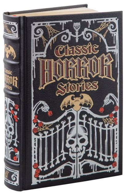 barnes and noble hardcover classics classic horror stories barnes noble collectible