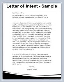 Letter Of Intent Format Russianbridesglobal