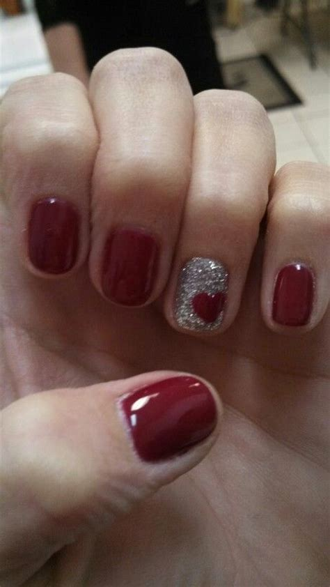 valentines nails design 60 s day nail designs for 2015
