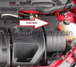 Chevy Cobalt Interior Fuse Box