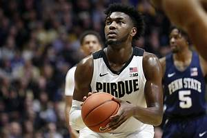 Purdue Basketball Analyzing Boilermakers Depth Chart For