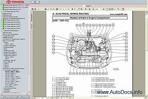 Toyota Land Cruiser Prado 120 Service Manual Repair Manual