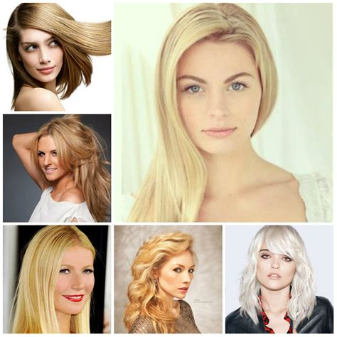Swedish Hair Color by 2016 Trendy Hair Colors 2019 Haircuts Hairstyles
