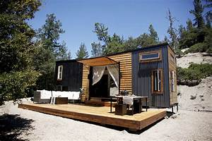 A 300-Square-Foot Tiny House in California A Cup of Jo