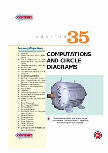 Circle Diagram For Induction Motor