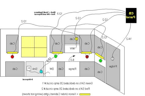 Kitchen light wiring diagram democraciaejustica wiring diagram for under cabinet lighting wiring diagram cheapraybanclubmaster Images