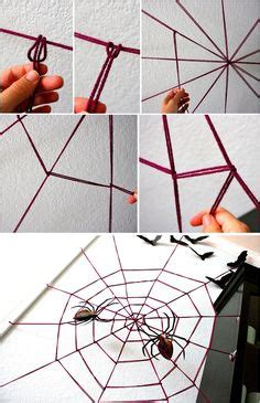 How To Decorate With Spider Web - and beyond how to decorate with spider webs