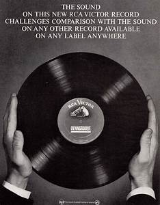 RCA Dynagroove ad. in 2019 | Old vinyl records, New vinyl ...