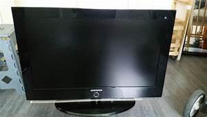 Petite Tv Ecran Plat : troc echange television ecran plat samsung 80 cm hs sur france ~ Nature-et-papiers.com Idées de Décoration