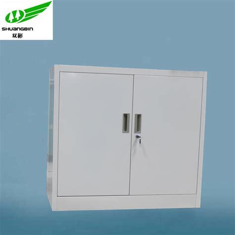 outdoor metal storage cabinet half height steel outdoor shoe cabinet black white low