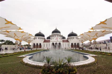 daftar hotel pilihan  dekat masjid baiturrahman banda