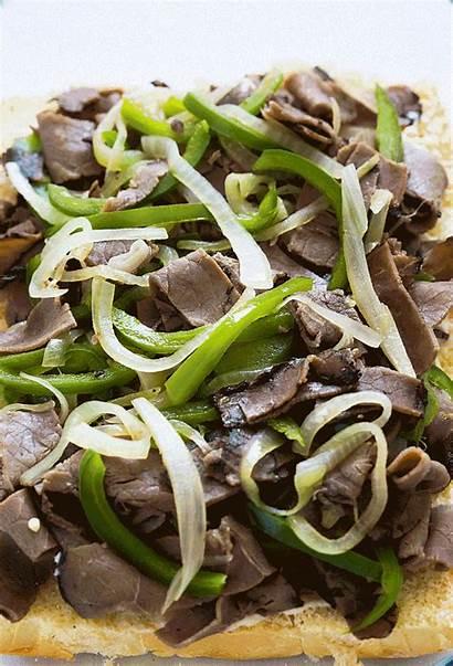 Cheesesteak Philly Sliders Hawaiian King Blond Recipe