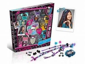Cadeau Noel Fille 10 Ans : monster high cadeau jeux et jouets loisirs creatifs ~ Melissatoandfro.com Idées de Décoration