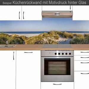 Küchenrückwand Kunststoff Motiv : k chenr ckwand aus glas mit motivdruck helgoland online kaufen ~ Buech-reservation.com Haus und Dekorationen