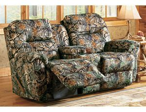 Camo Loveseat Recliner by Camo Furniture
