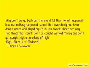 Night Streets Q... Bassui Quotes
