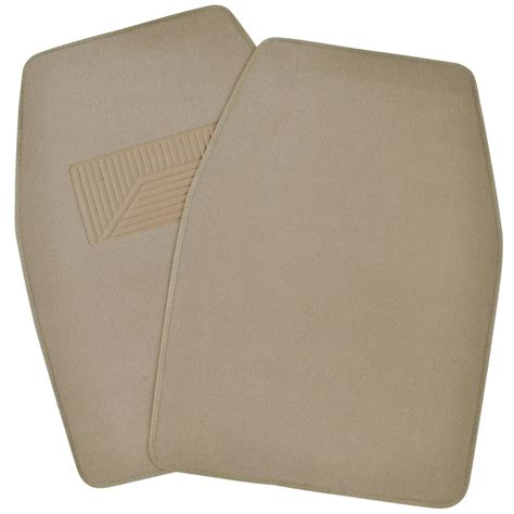 floor mats minivan suv van car floor mats in medium beige quality husky carpet rug 3pc w liner ebay