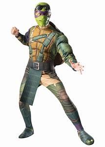 Teenage Mutant Ninja Turtles 2 Donatello Men Costume ...