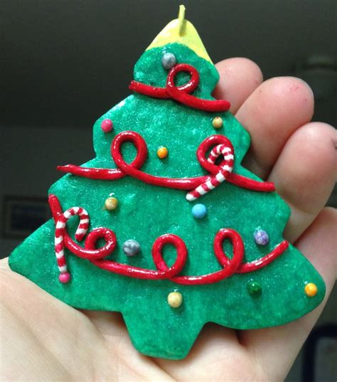 fun to make homemade christmas ornaments made with oven