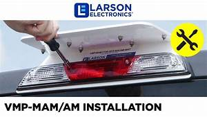 Vmp-mam  Am Mounting Plate Installation Guide