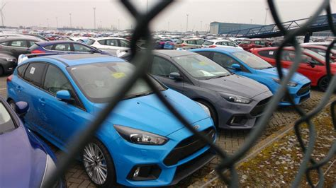 Ford Focus Plant by Focus Rs Cars Leave Factory Focus Rs News Mk3