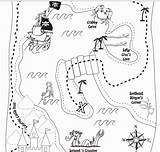Coloring Treasure Map Sheet Adults Chinese Popular Dragon sketch template