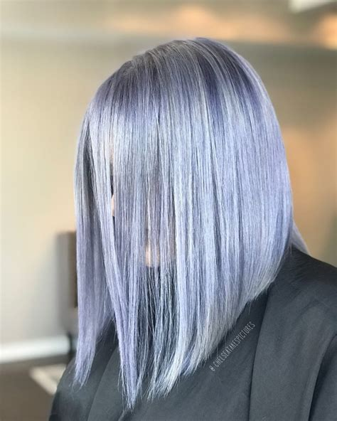 Colors To Dye Hair by Silver Vibes Hair Color Using Pulp Riot Hair Dye Hair