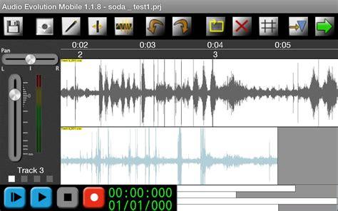audio evolution mobile le s 233 quenceur mutlipiste de poche
