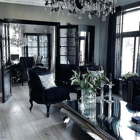 home interior decorator white walls black trim bedroom lavish glamorous light grey