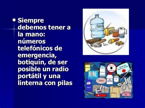 plan de emergencias familiar plan familiar en caso de sismo