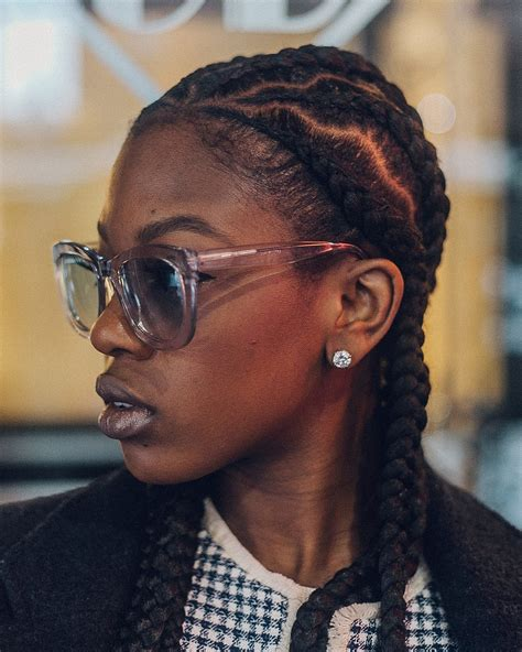 Cornrow Hairstyles by Cornrows