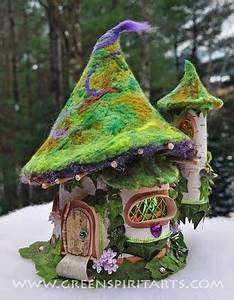 Feenhaus Selber Basteln : colorful fairy house fairy garden ideas pinterest ~ Lizthompson.info Haus und Dekorationen