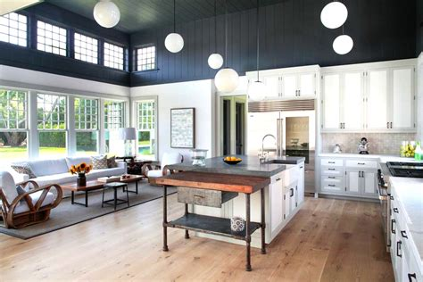 cococozy tale of a two toned kitchen