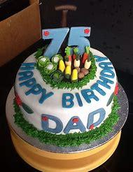 Happy 75th Birthday Cake Ideas