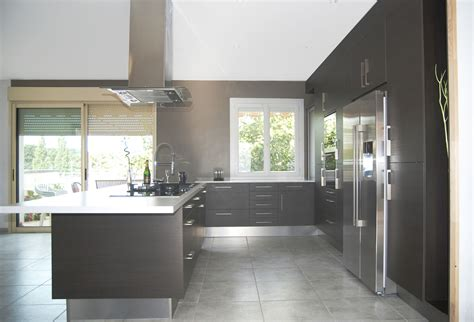 meuble cuisine frigo great alinea frigo cuisine quipe avec frigo amricain with