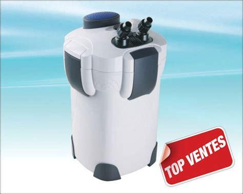 filtre externe 1000 l h pour aquariums eau douce et eau de mer 050197 aqua occaz