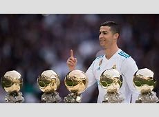 Cristiano Ronaldo says happiness doesn't depend on Ballon d'Or