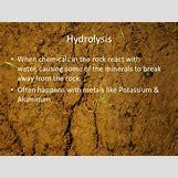 Chemical Weathering Oxidation Process | 728 x 546 jpeg 179kB