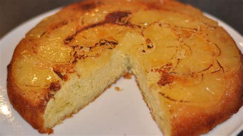 crepes hervé cuisine gâteau renversé à l 39 ananas caramélisé hervecuisine com