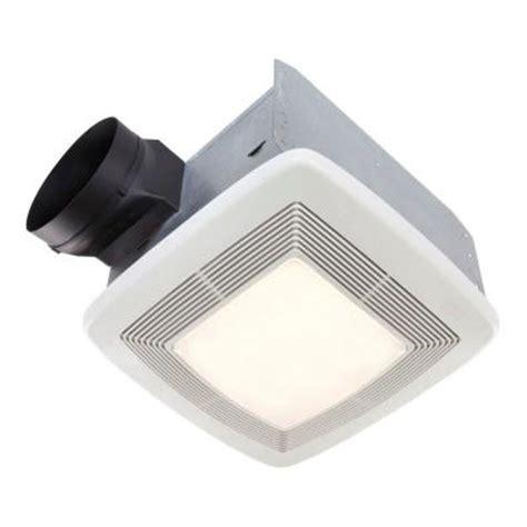 broan ceiling exhaust fan with light broan qtx series very quiet 80 cfm ceiling exhaust bath