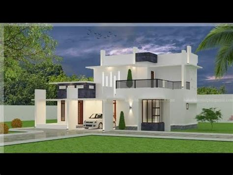 Selected Beautiful Home Designs 2019  New Modern House