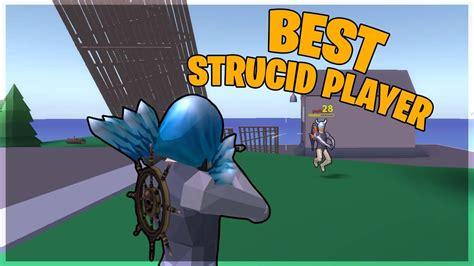 strucid player roblox tryhard youtube