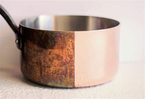la methode geniale pour faire briller le cuivre  retirer