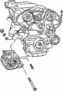 How Do I Change The Alternator On A 2003 Sonata  What Are The Steps So I Can Do This Myself  V6 2 7l