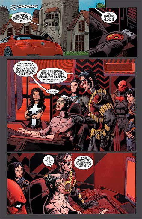 Preview: BATMAN AND ROBIN ETERNAL #18 - Comic Vine