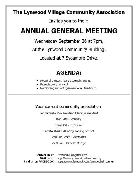 lynwood village community association