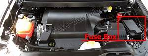 Fuse Box Diagram  U0026gt  Dodge Journey  2009