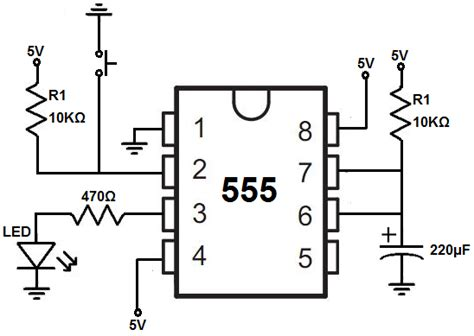 How Build Timer Monostable Circuit