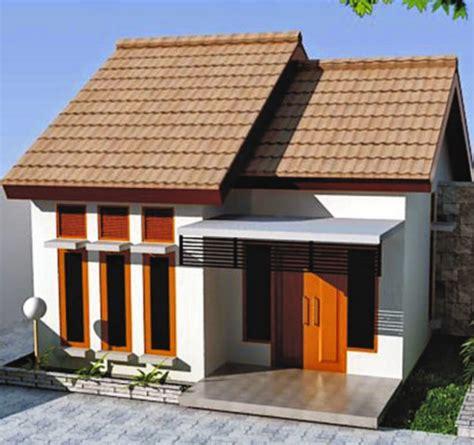 gambar rumah minimalis biaya  juta